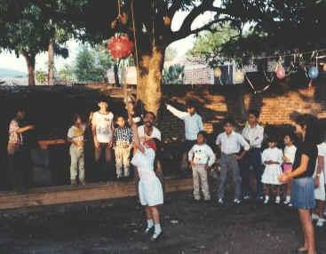 Mexico Family Celebrations
